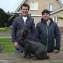 С голландским селекционером кроликов