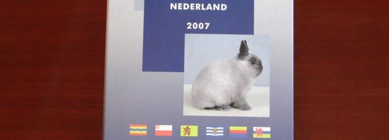 Нидерландский каталог пород кроликов