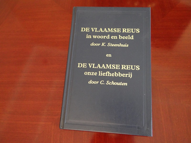 Фламандские гиганты