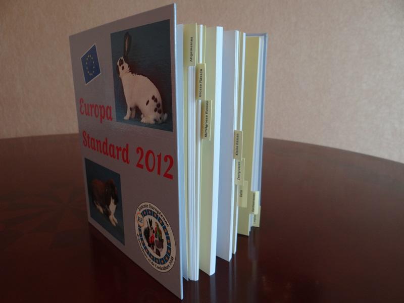 Европейский каталог кроликов
