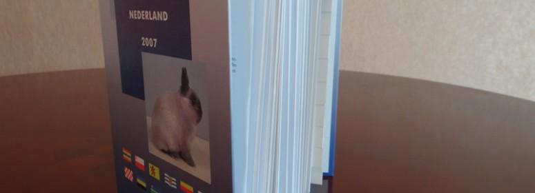 Голландский каталог кроликов