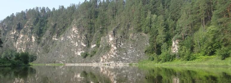 Сплав река АЙ