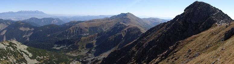 Вершина Хопок в Словакии.