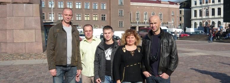 В Латвии