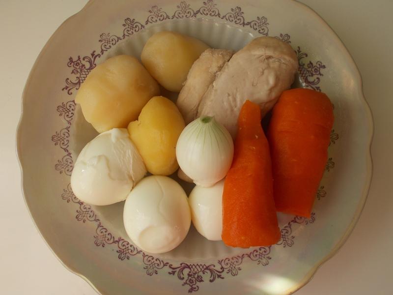 Блюдо из кролика