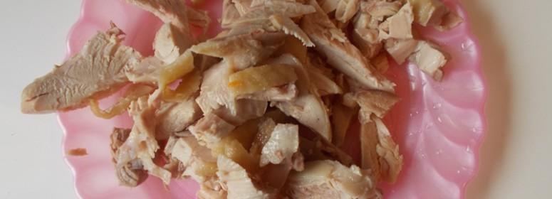 Мясная солянка из кролика