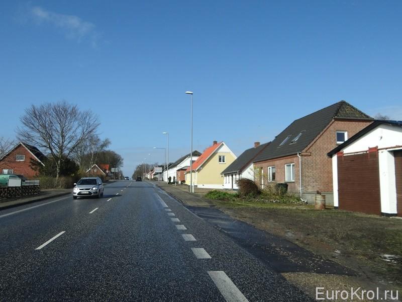 Датские домики