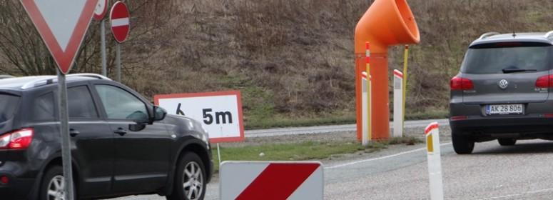 Дания автодороги