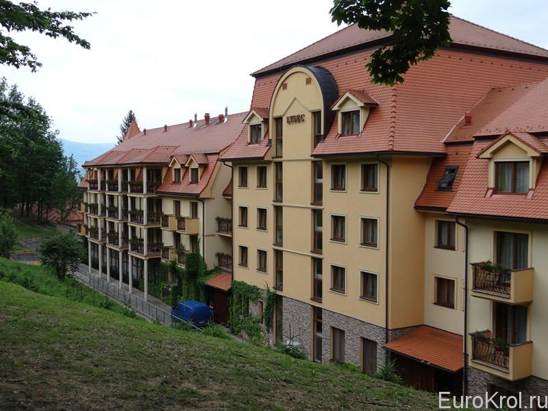 Термальный курорт Бойнице