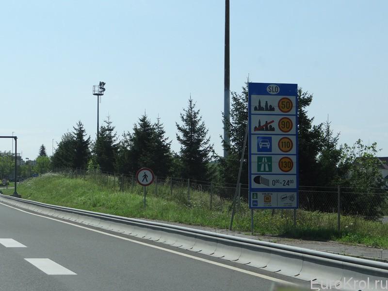 Автодороги Европы