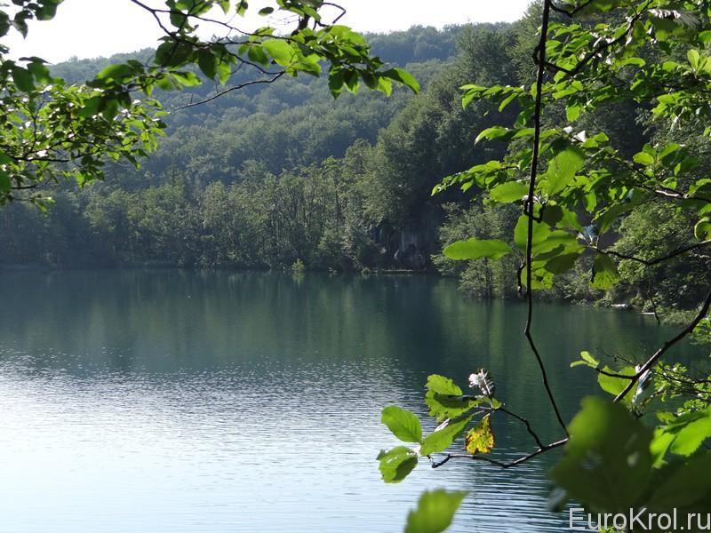 Плитвицкие озёра Хорватия