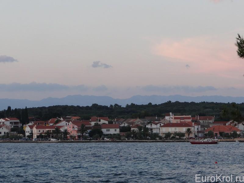 Отель Пиния Хорватия
