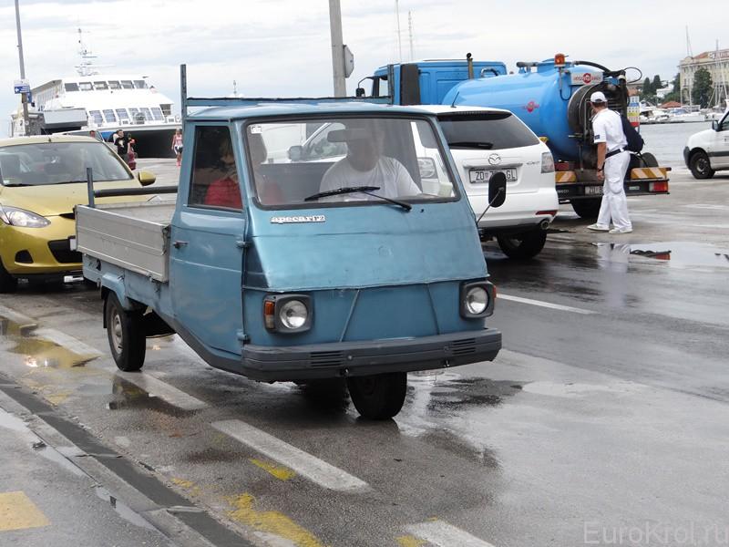 Раритетные автомобили