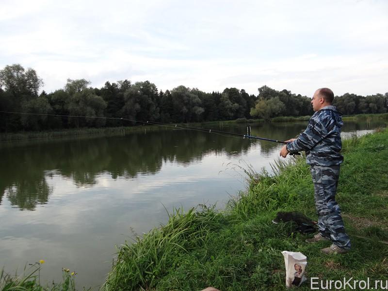 Платная рыбалка в Польше