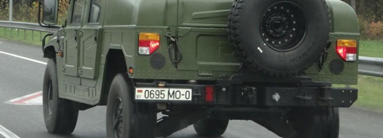 Военный джип