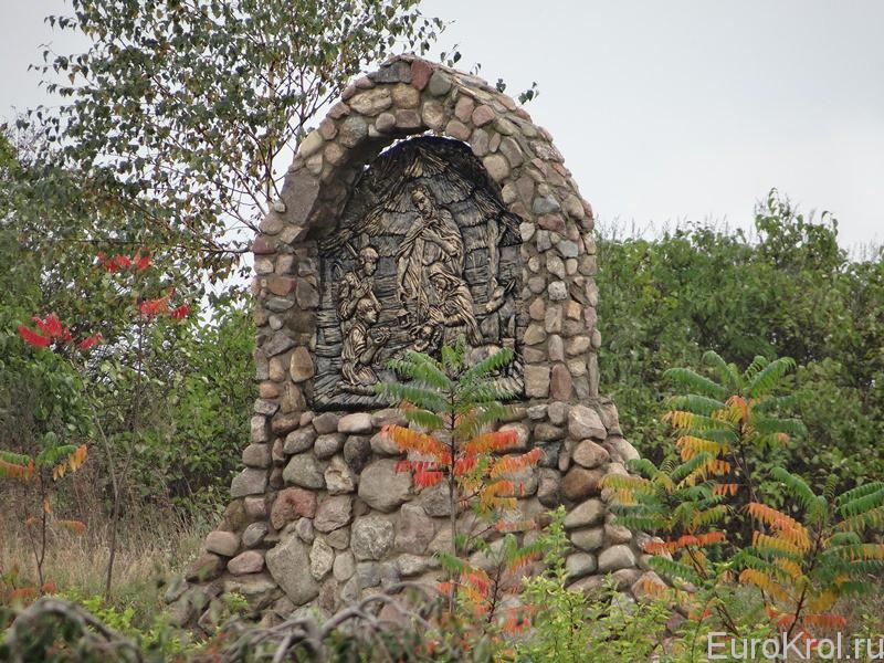 Свебодзин статуя