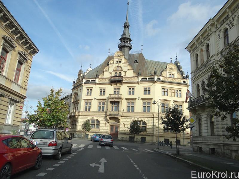Из Германии в Чехию