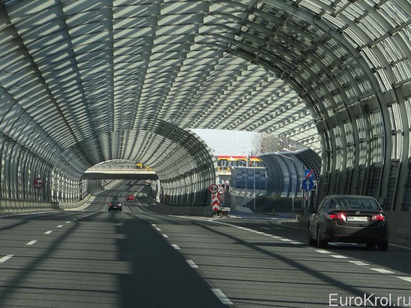 По дорогам Европы