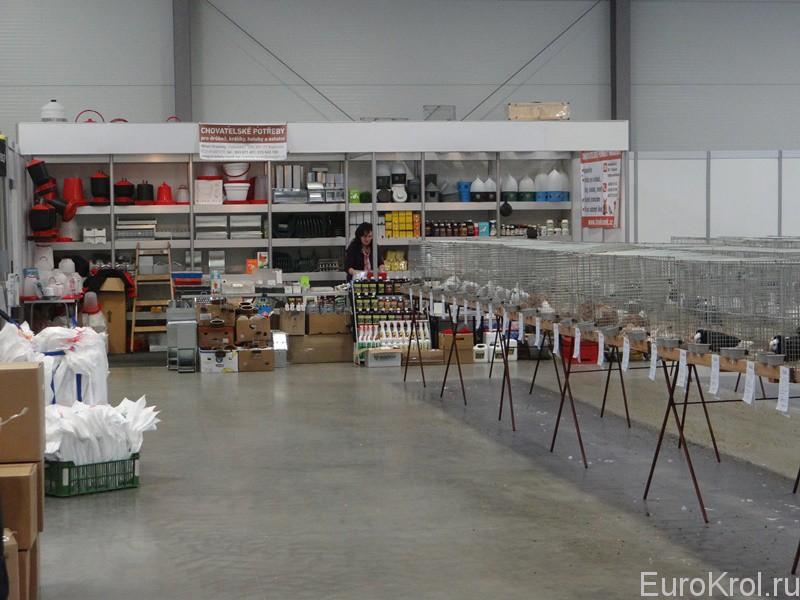 Продажа сопутствующих товаров для мелкого животноводства