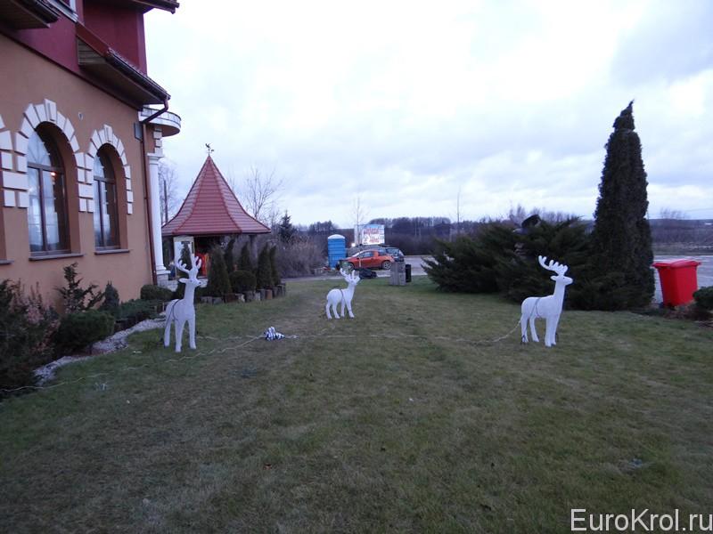 Отель в Польше