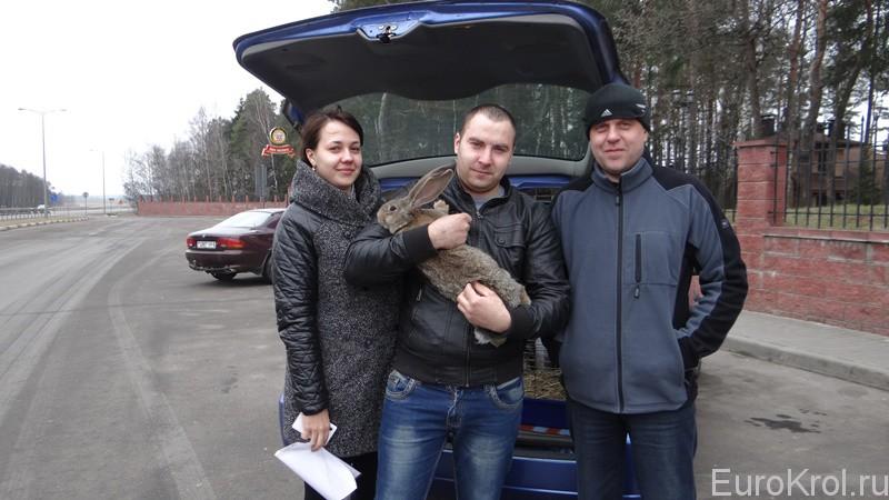 Кролиководы Белоруссии