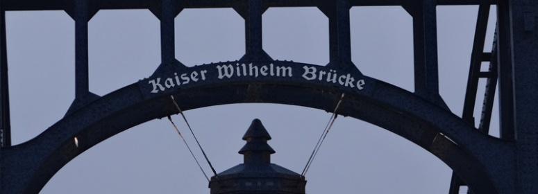 Поворотный мост Императора Вильгельма — Вильгельмсхафен