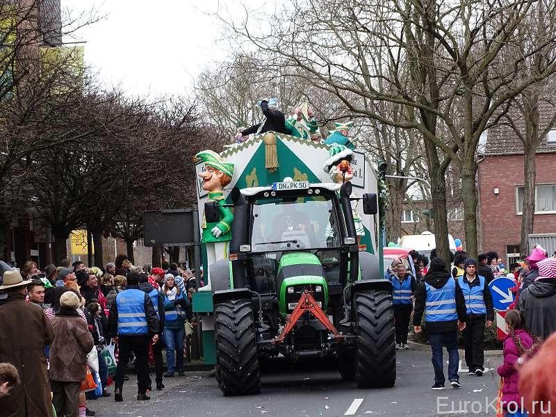 Карнавал в Кёльне, Геормания