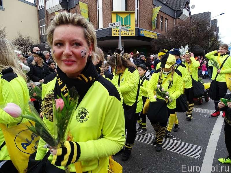 Карнавальная одежда в Кёльне