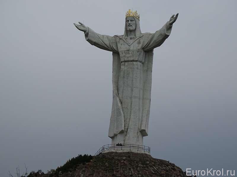 Статуя Христа Польша