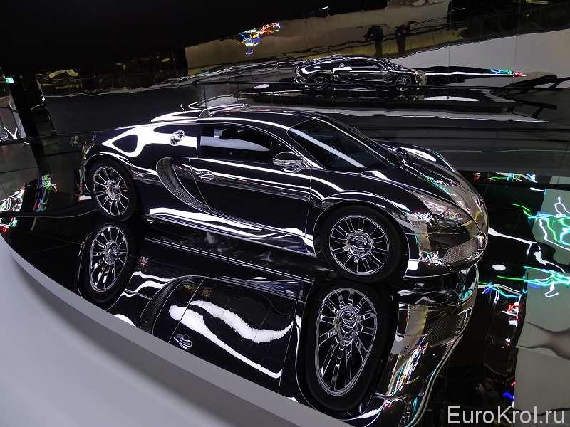 Bugatti Автоштадт