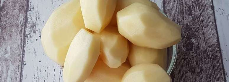 Картошка для жаркого из кролика