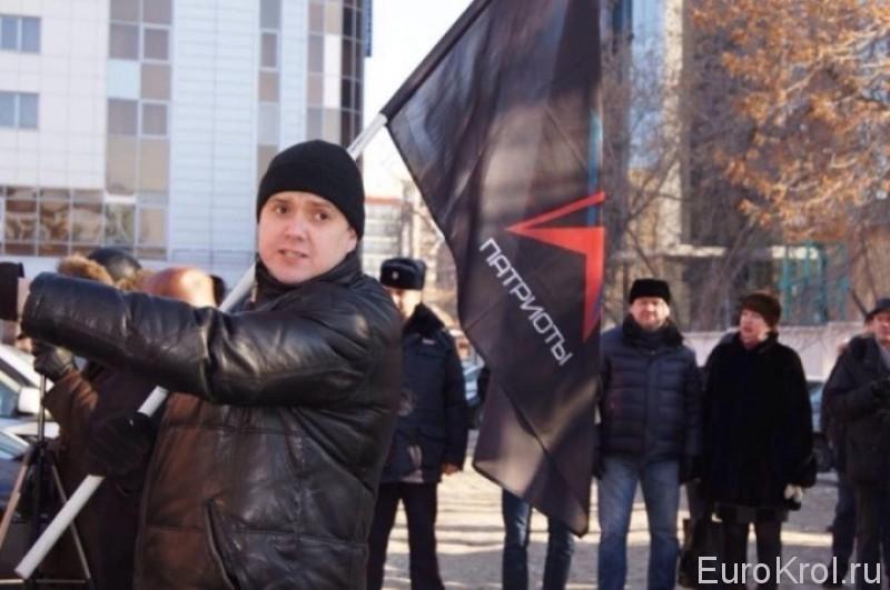 Блогер Колясников