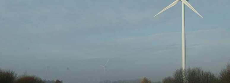 Ветряки в Шпреевальде