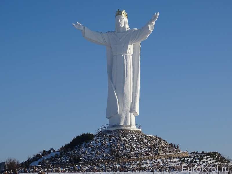 Статуя Свебодзин