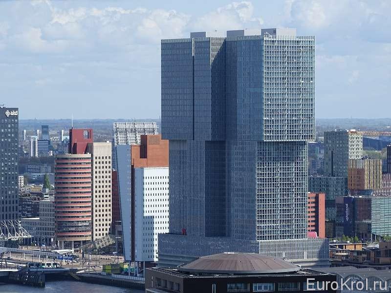 Здания в Роттердаме