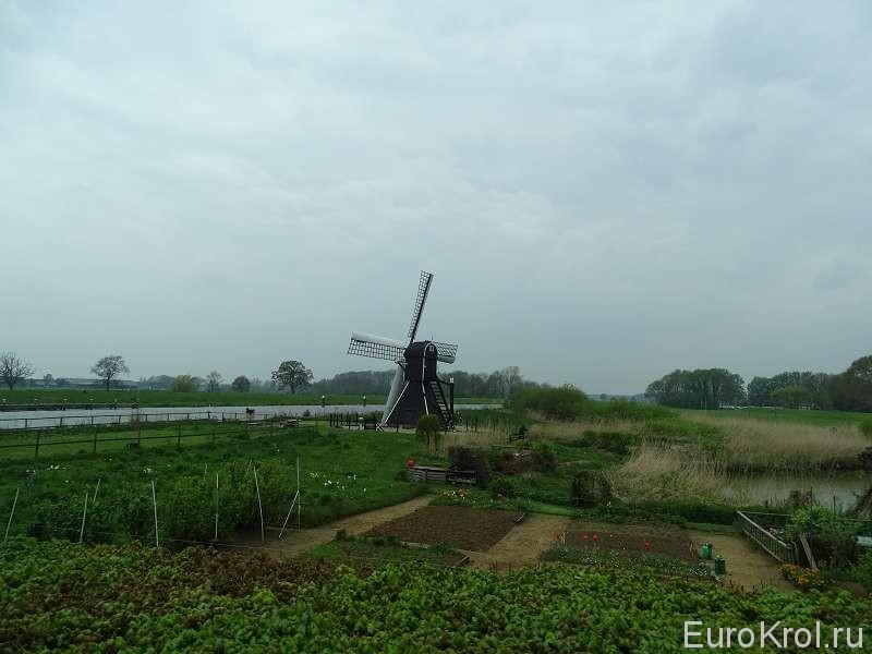 Мельница Нидерланды