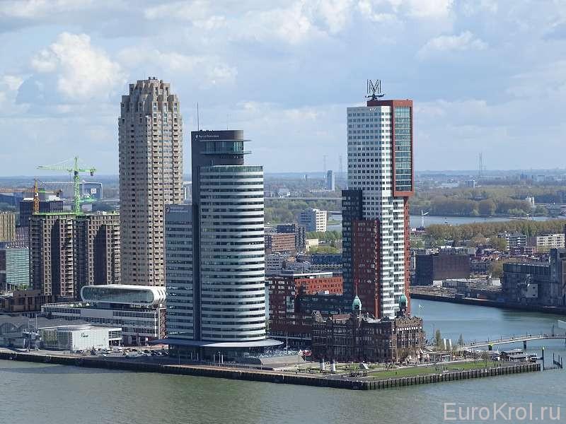 Роттердамские дома
