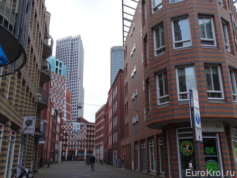 Центр в Гааге