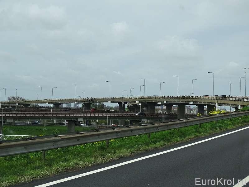 Дорожная развязка Гаага