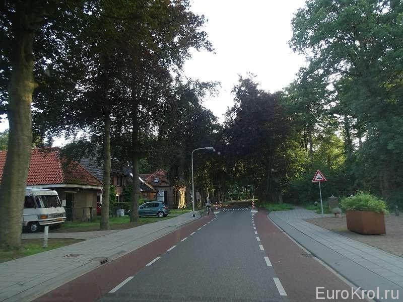 Улица в Голландии