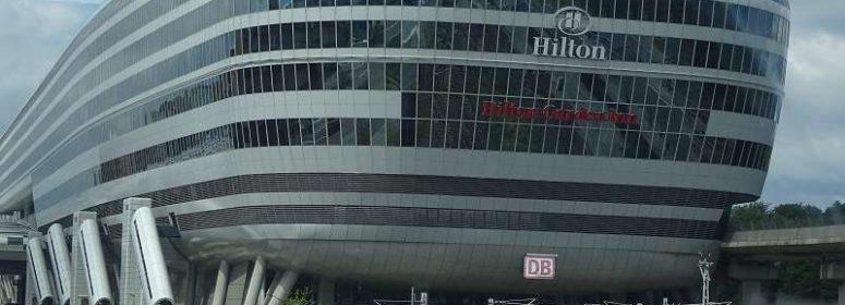 Отель Хилтон Франкфурт