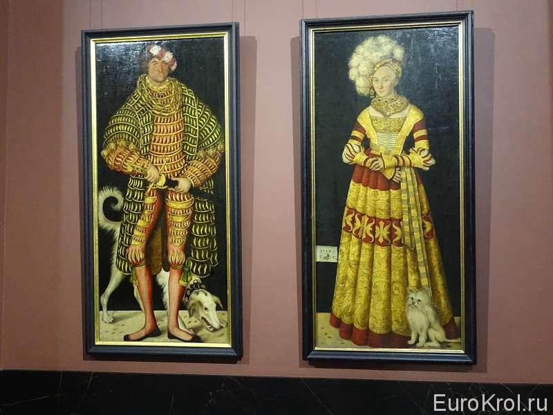 Город мастеров галерея Дрезден