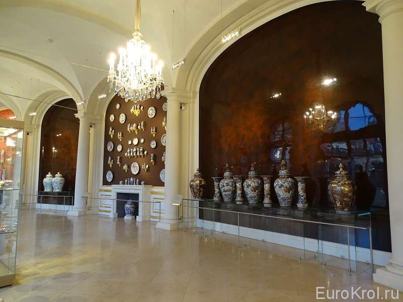 Музей фарфора Германия